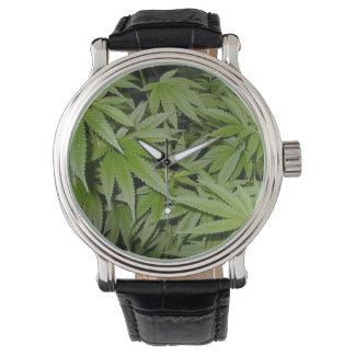 Reloj Weed Watch