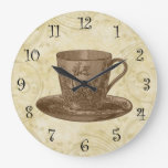 Relojes de la cocina para café
