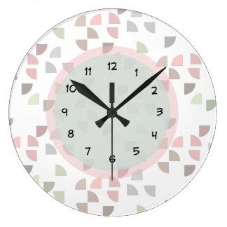 Relojes de pared modernos para la cocina - Relojes cocina modernos ...