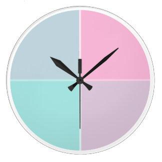 Relojes de pared modernos para la cocina - Relojes de cocina modernos ...