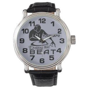 Relojes del personalizado de DJ