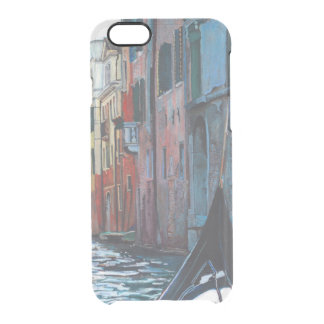 Remanso veneciano 2012 funda transparente para iPhone 6/6S