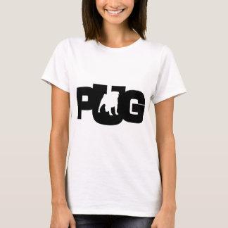 Remera Mujer Pug