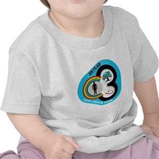 Remiendo de la misión de Skylab 3 Camisetas