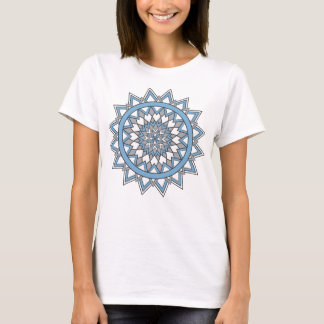 Remiendo de Lumbee Carolina Camiseta