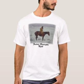 Remington - noche camiseta