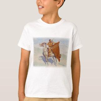 Remington - señal combinada camiseta