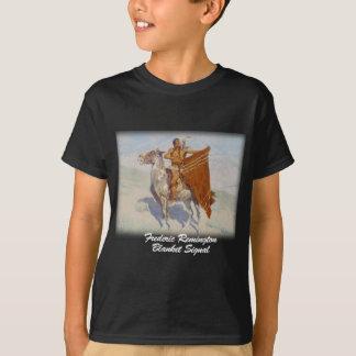 Remington - señal combinada camisetas