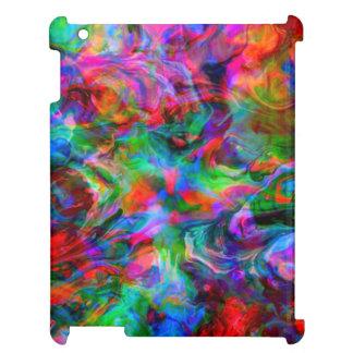 Remolino psicodélico del color