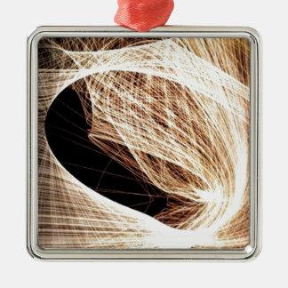 remolinos del arte abstracto - abismo adorno de cerámica