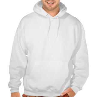 Renacimiento del rap, sudadera con capucha, blanca