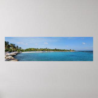 Renaissance Island (Aruba) Póster