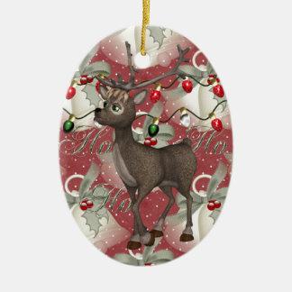 Reno y navidad Belces Ornamentos De Reyes