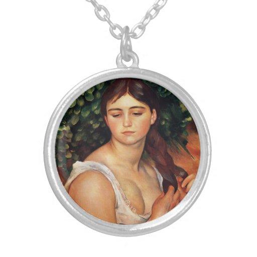 Renoir el collar de la trenza