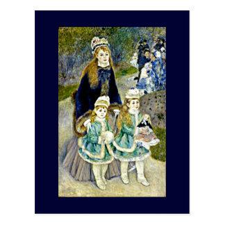 """Renoir - """"promenade"""" del La Postal"""