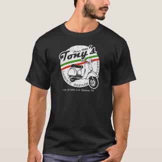 Reparación de la vespa de Tony (apariencia Camiseta
