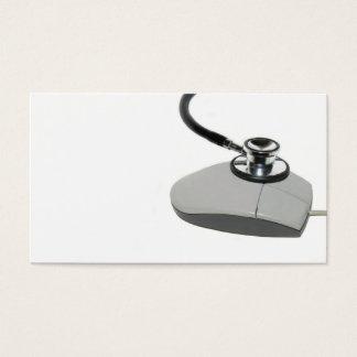 Reparación del ordenador tarjeta de visita