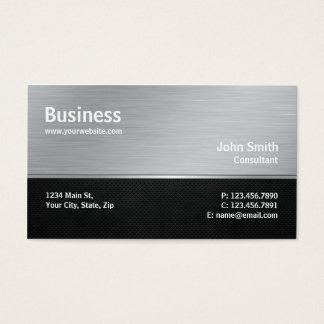Reparación moderna profesional del ordenador de la tarjeta de negocios