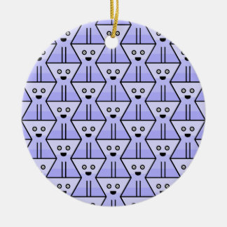 Repetición del tipo del triángulo ornato