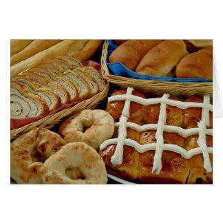 Repostería y pastelería deliciosa panecillos rol felicitación