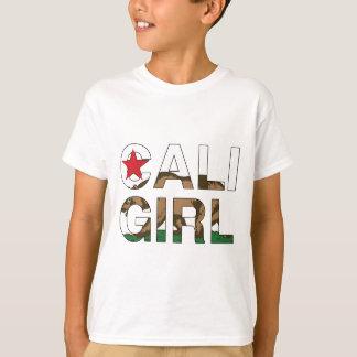 Representante del chica de Cali claro Camiseta