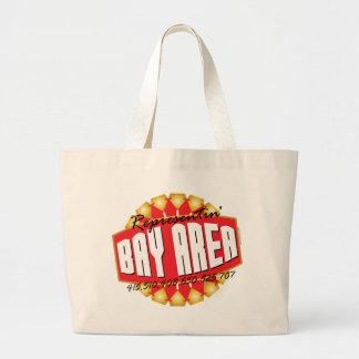 Representante la bahía bolsa de mano