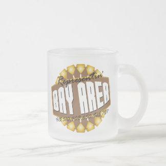 Representante la bahía taza