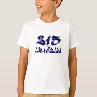 Representante Los Ángeles (213) Camiseta