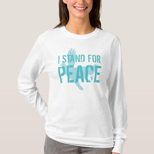 """""""Represento camisa de la paz"""""""