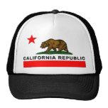 República de California Gorras De Camionero