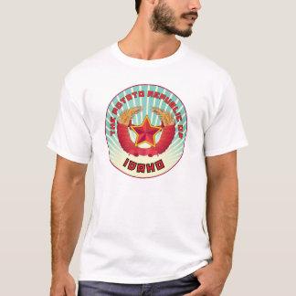 República de la patata de la camiseta de Idaho