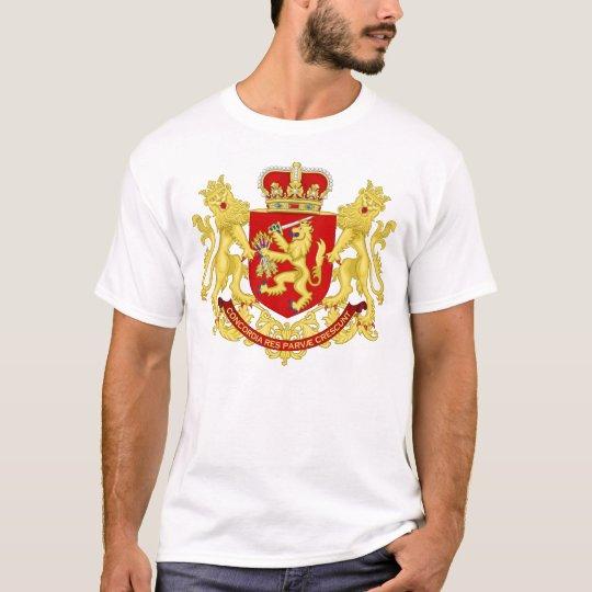 República (de las 1665) capas del brazo holandesa camiseta