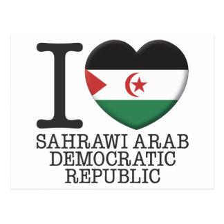 República Democratic árabe de Sahrawi Postal