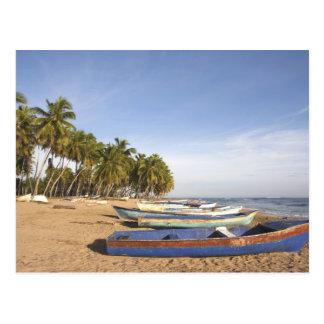 República Dominicana, costa del norte, Nagua, Postal