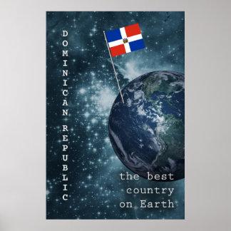 República Dominicana fuera de este mundo Póster