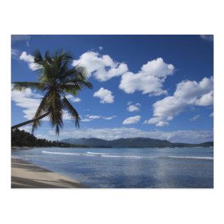 República Dominicana, península de Samana, Las 4 Postal