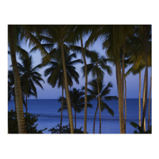 República Dominicana, península de Samana, Las Postal