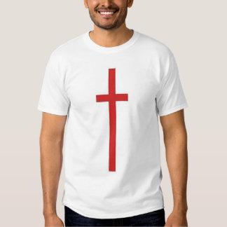 Republicano del cruzado camiseta