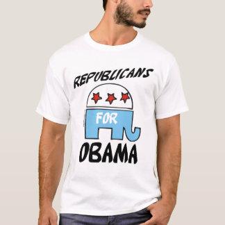 Republicanos para las camisetas de Obama