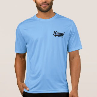 Resaca Co de Kauai. Camisa de Wicking de la