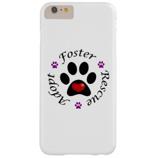 Rescate animal funda barely there iPhone 6 plus