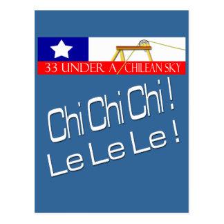 Rescate del minero en Chile Postales