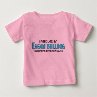 Rescaté una adopción del perro del dogo de EngAm Camiseta