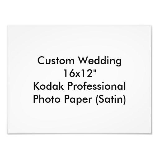 Reserva de encargo del boda la impresión de la fot arte fotografico