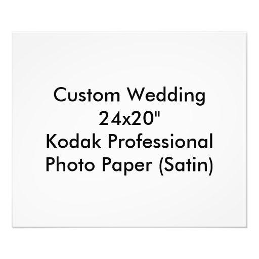 Reserva de encargo del boda la impresión de la fot arte con fotos