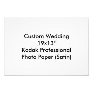Reserva de encargo del boda la impresión de la fot fotografía