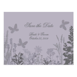 Reserva de la belleza del boda la postal de la