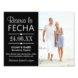 Invitaciones de reserva la fecha de la boda. Miles de diseños