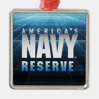 Reserva de la marina de guerra de los E.E.U.U. Adorno De Cerámica