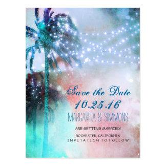 Postales para reservar la fecha de la boda